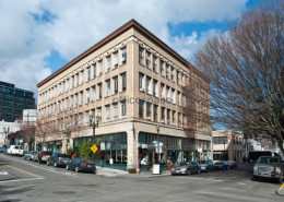 Downtown Portland Location