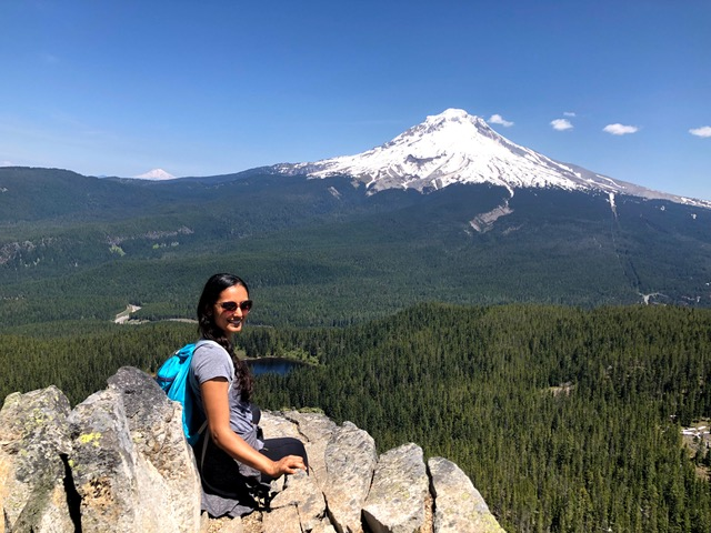 Tom Dick and Harry Mountain, Oregon
