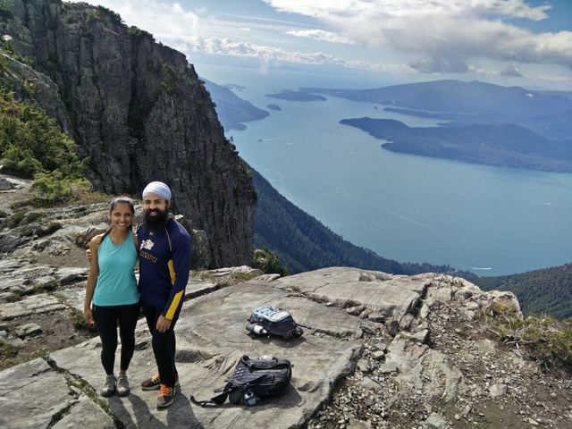 Our fav hike in BC