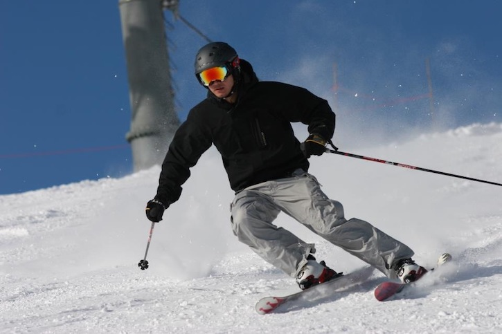 Ryan-Baysinger , Physical Therapist in Portland Pearl District, Skiing